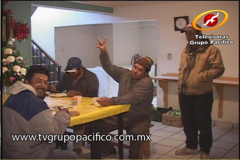 """Agradece Casa del Pobre y el Migrante """"El Buen Samaritano"""" el apoyo recibido"""