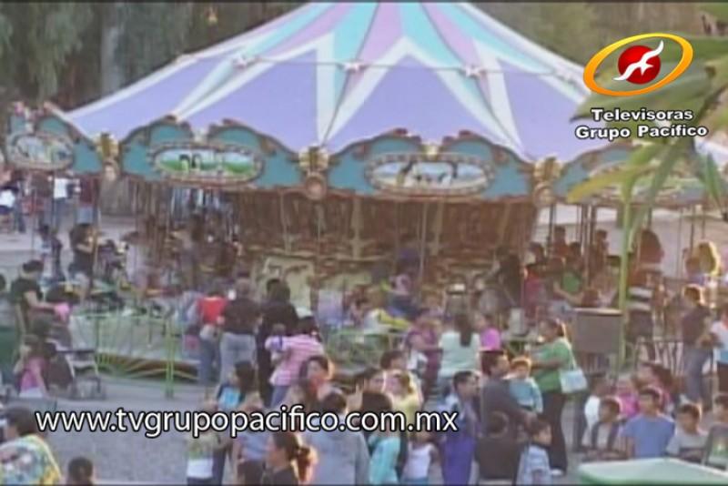 Abrirá Parque Infantil Ostimuri este Año Nuevo