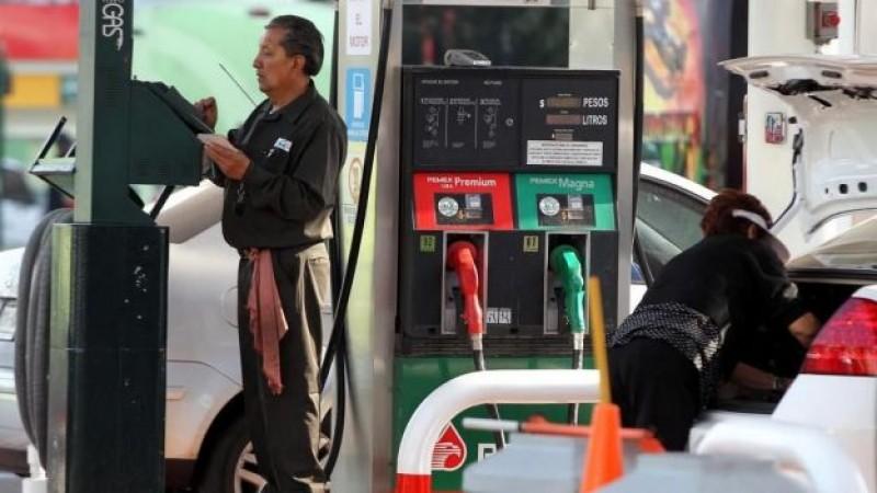 Afirma la SHCP que no habrá más aumento a la gasolina en este 2015