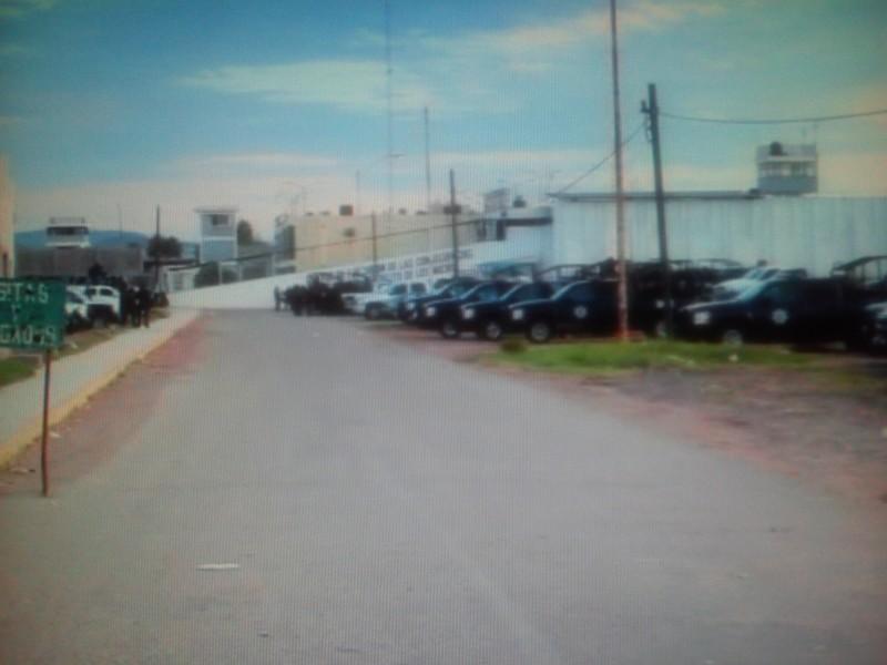 Cinco heridos es el saldo de pleito entre módulos en el penal de Los Mochis