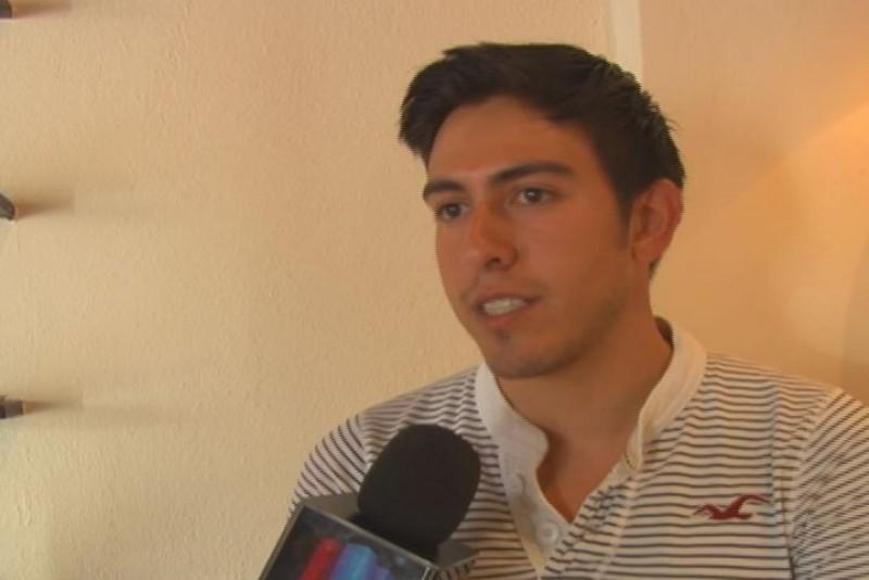 Enrique Aldapa quiere regresar este año al Tricolor