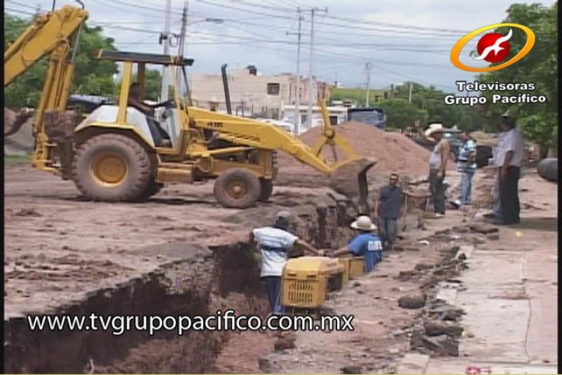 Realizará Ayuntamiento mucha obra pública en 2015