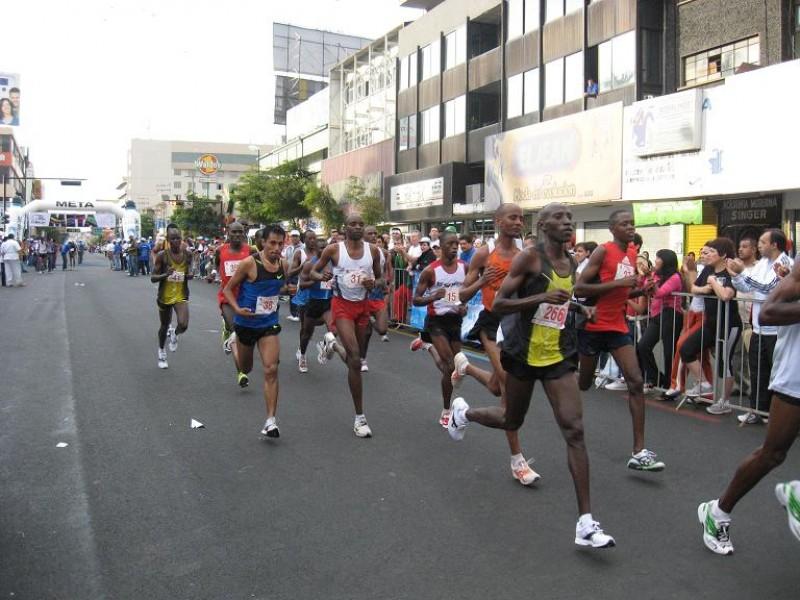 Viene el poseedor del record del Maratón Culiacan