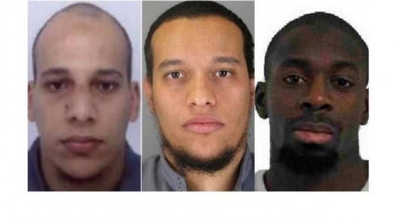 Abaten a hermanos que atacaros Charlie Hebdo