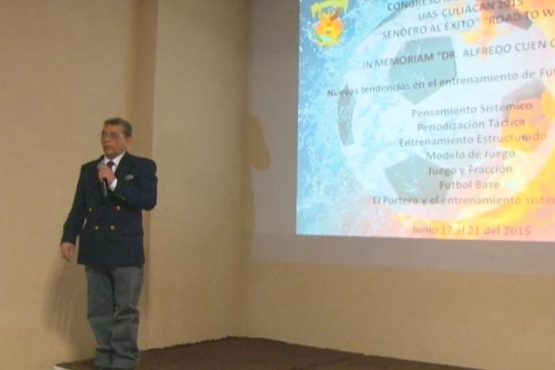 En Culiacán Primer Congreso Internacional de Futbol