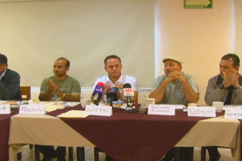 Crean la ULFESAC nueva dirigencia de futbol en Sinaloa