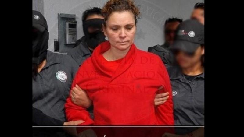 Formal prisión a esposa de José Luis Abarca