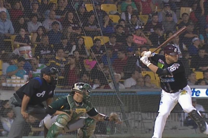 """""""Chato"""" Vázquez fuera de playoffs de Tomateros"""