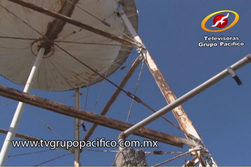 Protección Civil reconoce riesgo en estructuras de tinaco