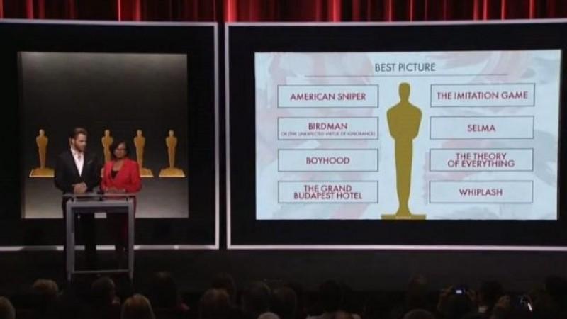 Birdman con 9 nominaciones al Oscar