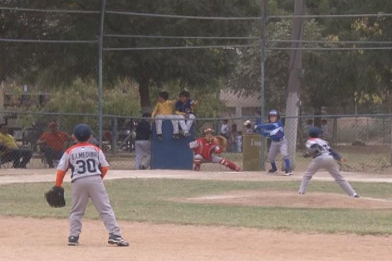 Inauguran la liga de beisbol Infantil  Culiacán A.C.