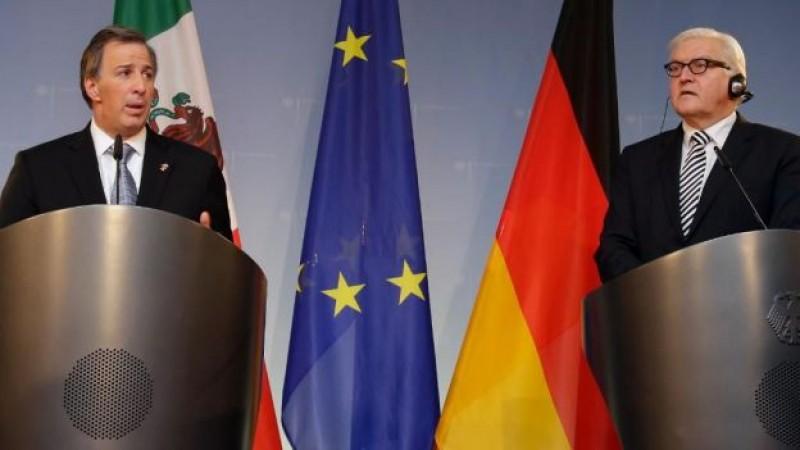 Alemania ayudaría a México a identificar cuerpos de Iguala