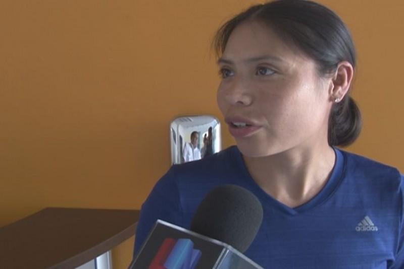 Emma Maldonado  a repetir en el Maratón Culiacán