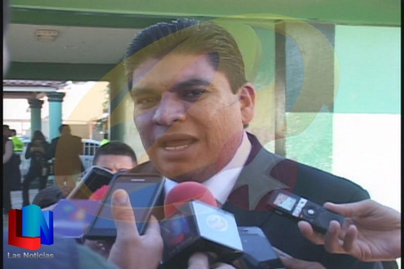 La policía municipal es la única que puede ejercer la ley; Apodaca Lauterio