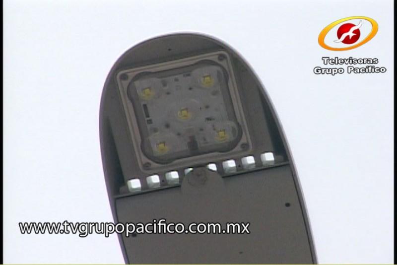 Regidores pedirán instalación total de lámparas LED.