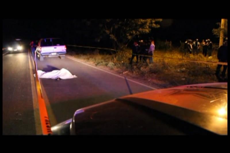 Muere atropellado en Lomas de Monterrey