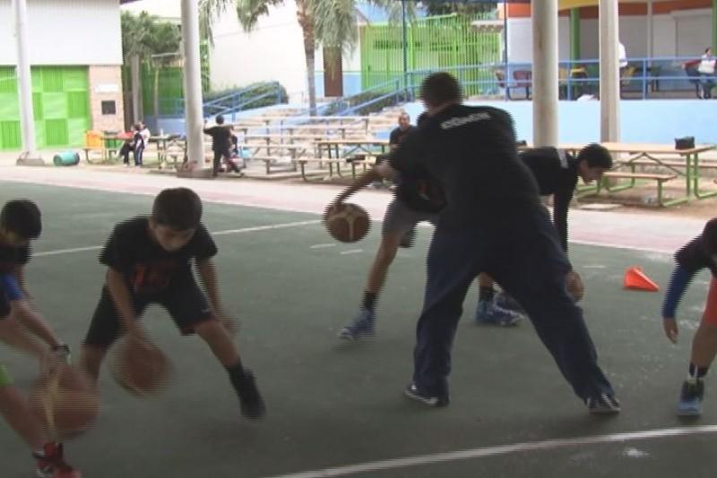 Culmina Clinica internacional de basquet en el Senda