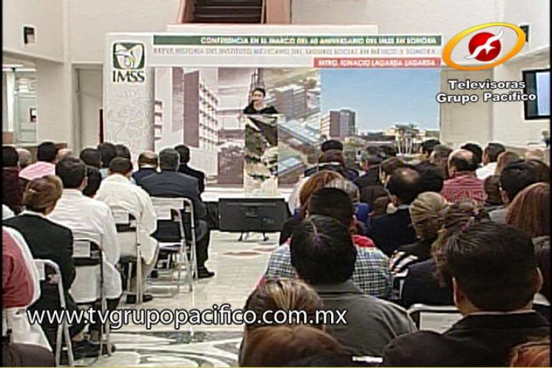 Celebra 60 años el IMSS en Sonora