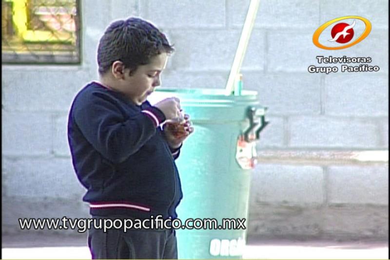 Buscan erradicar la obesidad infantil