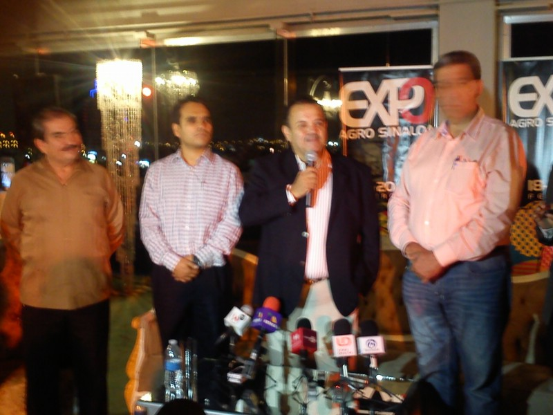 ExpoAGro el escaparate más importante para mostrar a Sinaloa a nivel mundial.
