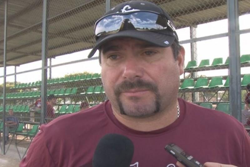 Antonhy Vázquez frente a Cuba al abrir la SC