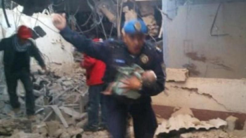 3 muertos y 73 heridos por explosión en Cuajimalpa