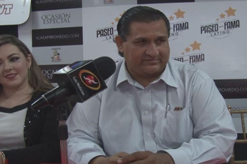 Benjamin Gil tendrá  estrella de la fama en Culiacán