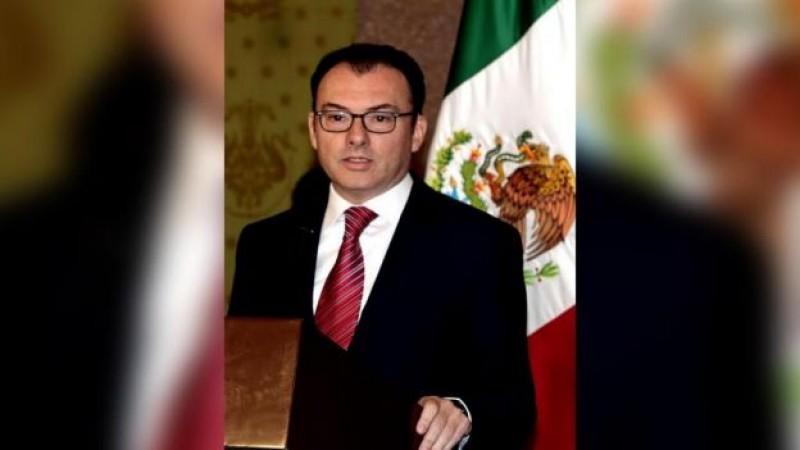 Anuncia Videgaray ajuste al gasto por 124 mil mdp para mantener estabilidad económica