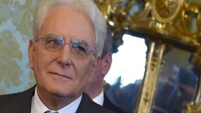 Italia tiene nuevo presidente, Sergio Mattarella
