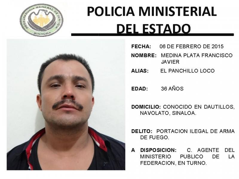 Dan conocer nombre de detenidos, armas y vehículos asegurados en Bahías de Mazatlán