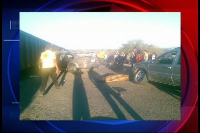 Mueren dos mujeres en accidente en La Cruz de Elota