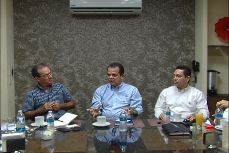 Martin Heredia  reafirma interés por la gubernatura