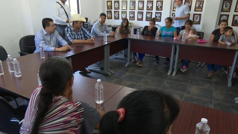 Tercera Reunión de Familiares de los Desaparecidos con Autoridades