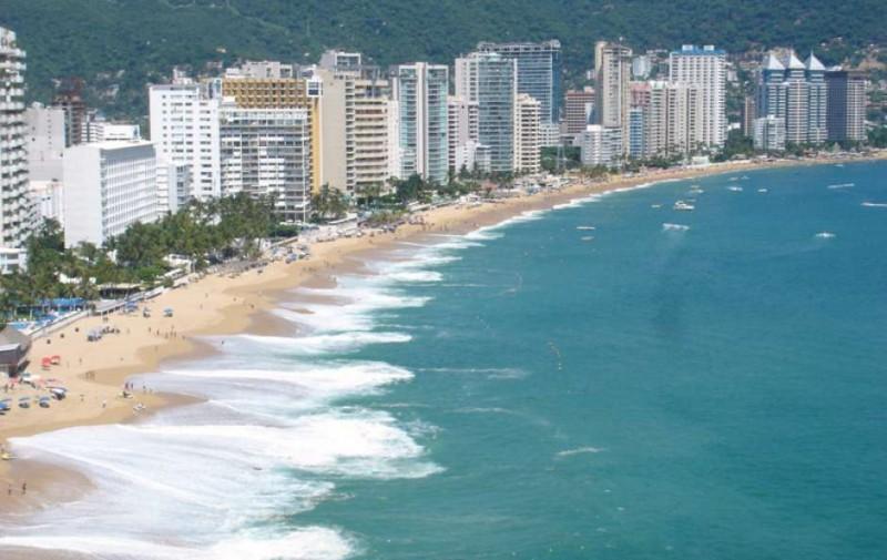Ven a Acapulco como ciudad más insegura