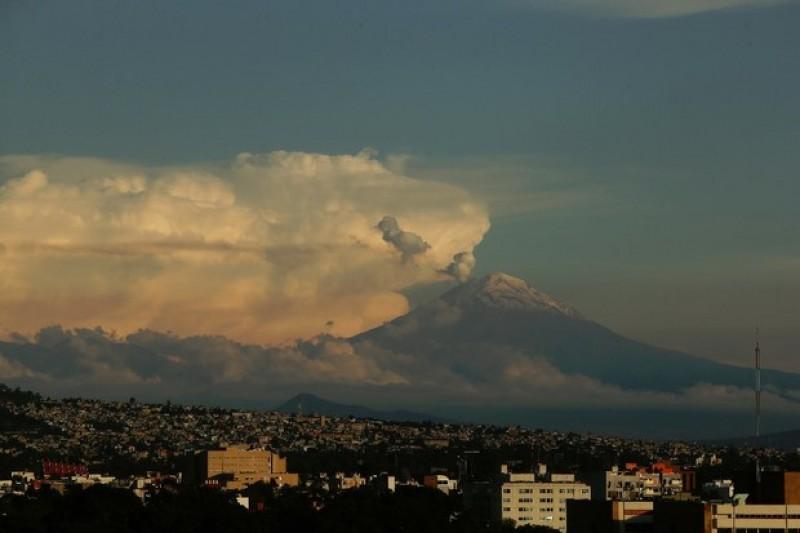 Desarrollan prototipo satelital para analizar el volcán Popocatépetl