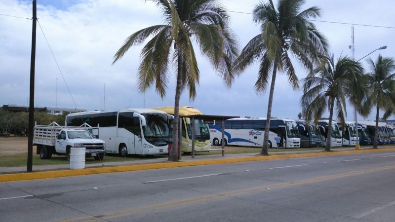 Se llena Mazatlán de turistas.