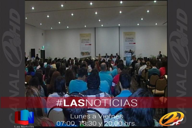 Se realiza en nuestra Ciudad la Jornada Regional de las adicciones y los grupos sociales por parte de UNAIDES.
