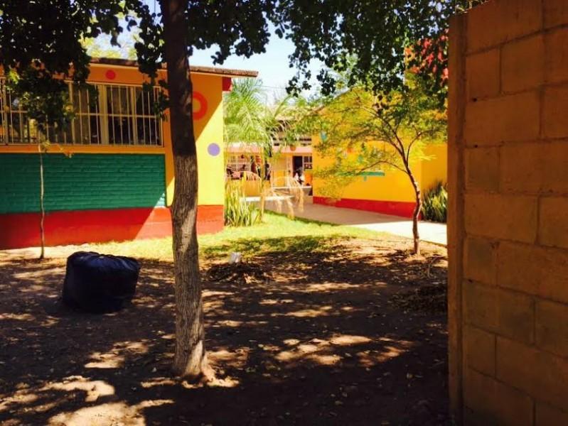 Roban de nuevo en el jard n de ni os de villa bonita la for Jardin villa bonita culiacan