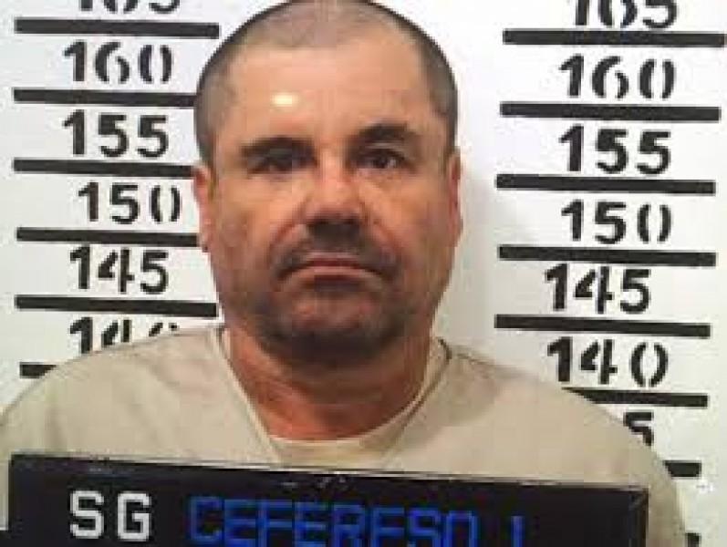 Notifica SRE a 'el Chapo' su extradición a Estados Unidos