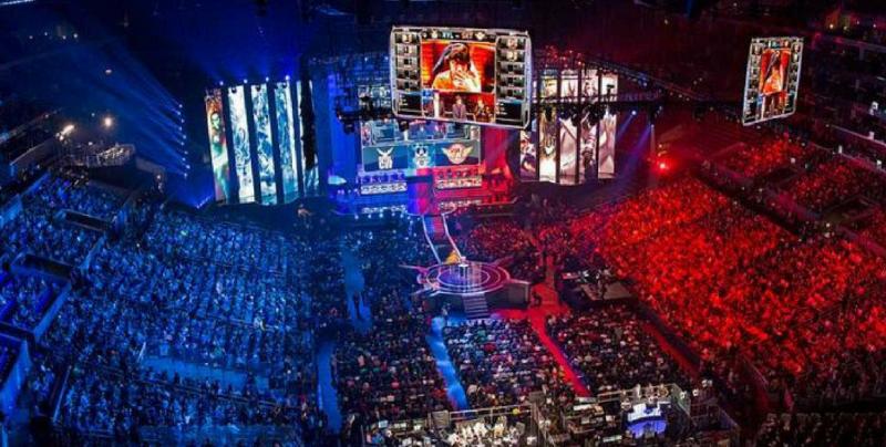 Videojuegos estarán en los Juegos Olímpicos de 2022