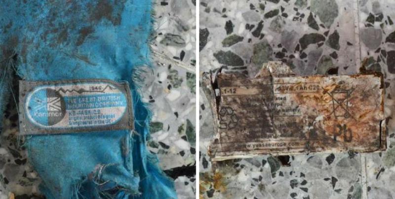 #Fotos La bomba terrorista del atentado en Manchester