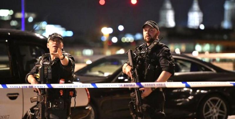 Atentado en Londres deja nueve muertos y alrededor de 20 heridos