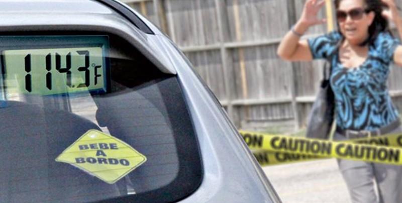 ¿Indiferencia, negligencia o ignorancia? Niños mueren por golpes de calor en vehículos