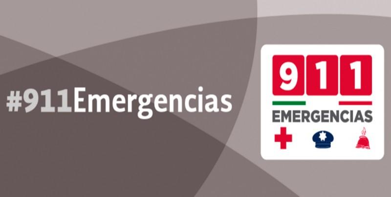 Son falsas la mayoría de las llamadas efectuadas al 911 en México