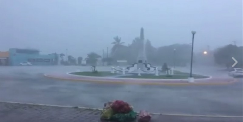 #Video Así quedó Mazatlán tras la tromba