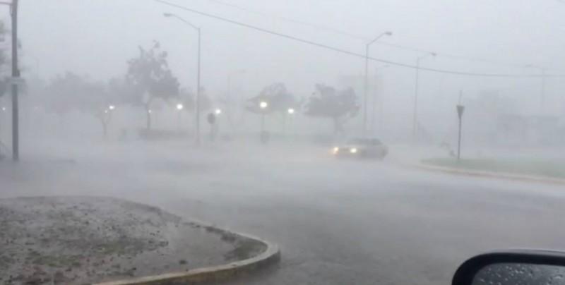 ¡Cuidado! Lluvias intensas para Sinaloa
