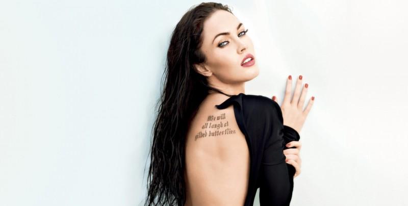 Megan Fox hace arder las redes con fotografías en lencería