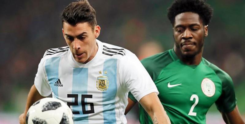 ¡Insólito! Argentina pierde contra Nigeria