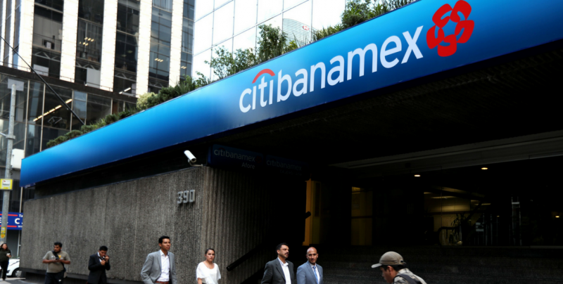 Usuarios de Citibanamex reportan fallas