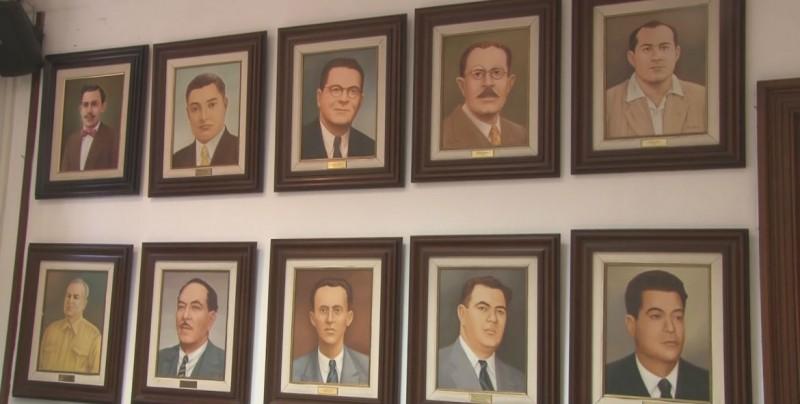 Sala de cabildo de Culiacán guarda historia de sus presidentes municipales